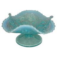Dugan, Blue Opalescent, Question Marks Compote