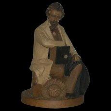 Retired, 1992, Mathew B. Brady, Tom Clark Artist Series Figure