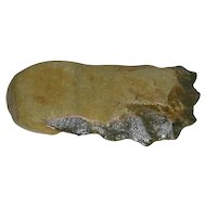Native American, Chipped Stone Axe