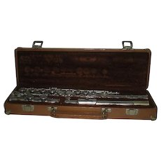Artley, 18-0, Student Flute & Case