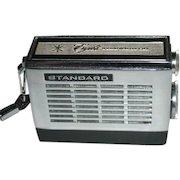 Standard Radio Corp., Micronic Ruby, 8 Transistor Miniature Radio