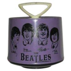 1966, Beatles, Purple, Disk Go Case W/Records