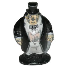 1992, Ertl, D.C. Comics, Cast Metal, Penguin Figurine