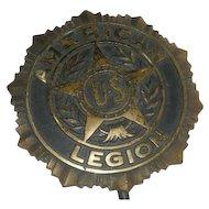 Brass/Bronze, U.S. American Legion, Grave/Yard Marker