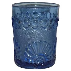 Westmoreland, Blue, Shell & Jewel Tumbler