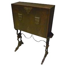 Spanish Vargueno Writing Desk