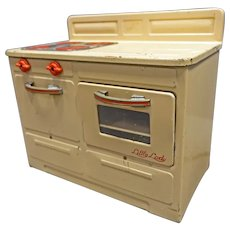 Child's Toy Electric Kitchen Stove