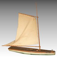 Sailing Pond Boat