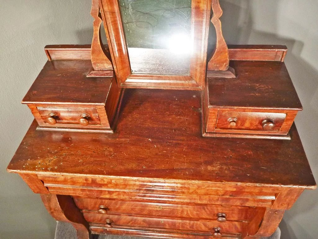 Child S Empire Chest Of Drawers Antiques On Hanover