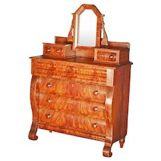 Child's Empire Chest of Drawers