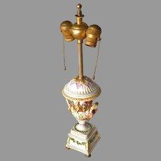 Capo di Monte Table Lamp