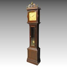 Ithaca Tall Case Clock
