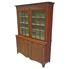 Pennsylvania Dutch or Stepback Cupboard