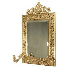 Bronze Mirror, Sconce