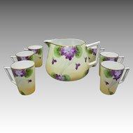 Violet Nippon Lemonade or Cider Set