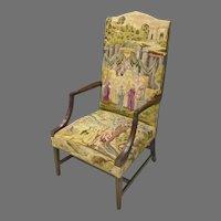 Needlepoint Armchair