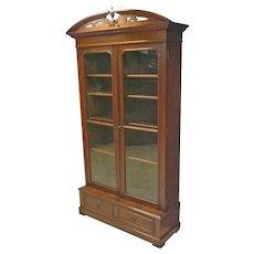 Victorian 2 Door Bookcase