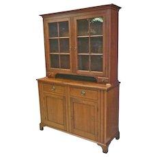 Pennsylvania Cherry Dutch Cupboard, Cabinet