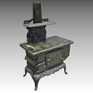 Cast Iron Child's Cook Stove