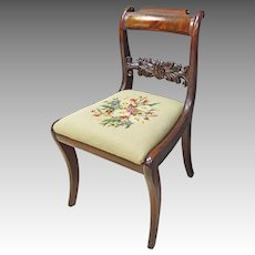 Empire Classical Side Chair