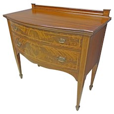 Hepplewhite Style Mahogany Server
