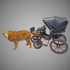Child's Pony Carriage