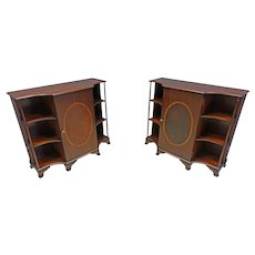 Pair of Bookcases, Consoles by Charak
