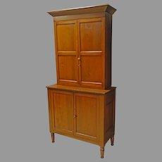 2 Piece Cherry Cabinet