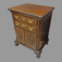 Mahogany Centennial End Table/Night Stand