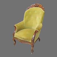 Victorian Sleepy Hallow Armchair