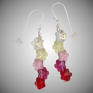 Swarovski Spring Flowers Earrings
