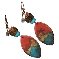 Surf's Up Earrings