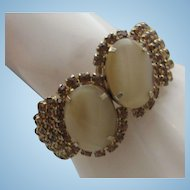Juliana Marbled Clamper Bracelet