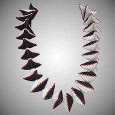 Peyote Handwoven Necklace