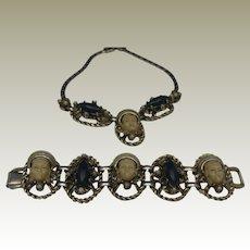 Selro Asian Princess Necklace Bracelet