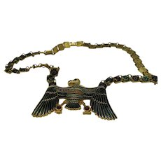 D'orlan Egyptian Phoenix Necklace