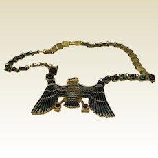 D'orlan Egyptian Phoenix Necklace