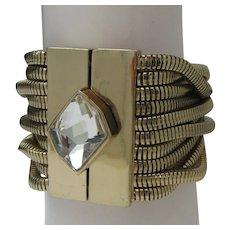Snake Coil Bracelet 1980