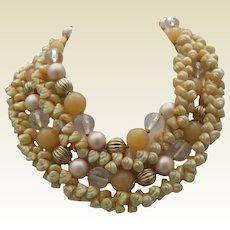 Seashell Necklace c1950
