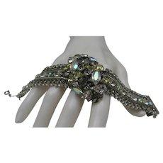Signed Hobe Movie Star Bracelet