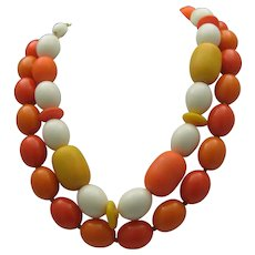 Plastic Necklace 1970