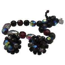 Vendome Crystal Necklace Set