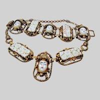 Selro Thai Princess Necklace Bracelet Set