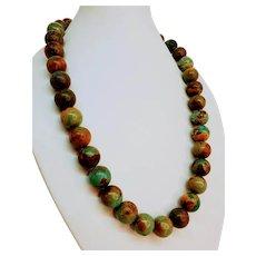 JAY KING Desert Rose Trading Turquoise Necklace