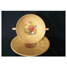 Wedgewood Cream Soup Bowl Set ** Wellesley**