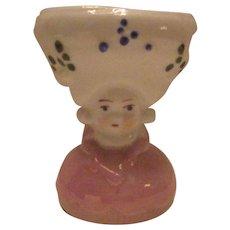"Vintage Egg Cup  "" Marie Antoinette """