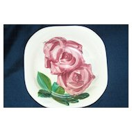 Red Wing Pottery *Lexington Rose *