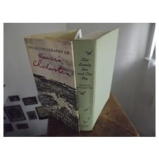 The Autobiography of Francis Chichester.......................... Around The World In A Sailboat