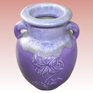 Unusual Purple Hued Pottery