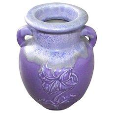 Unusual Purple Hued Pottery